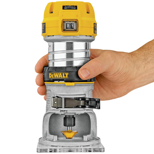 Factory Reconditioned Dewalt DWP611R Premium Compact Router image number 5