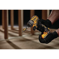 Dewalt DCF601F2 XTREME 12V MAX Brushless Lithium-Ion 1/4 in. Cordless Screwdriver Kit (2 Ah) image number 7