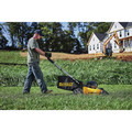 Dewalt DCMW220P2 2X 20V MAX 3-in-1 Cordless Lawn Mower image number 3