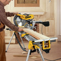 Factory Reconditioned Dewalt DWS779R 12 in. Double-Bevel Sliding Compound Corded Miter Saw image number 12