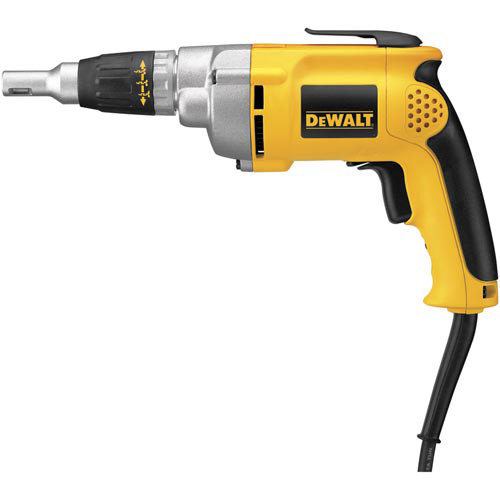 Dewalt DW276 6.5 Amp 0 - 2,500 RPM VSR Drywall-Framing Screwdriver
