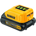 Dewalt DCB090 12V/20V MAX USB Lithium-Ion Power Source image number 1