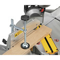 Factory Reconditioned Dewalt DWS715R 15 Amp Single Bevel Compound 12 in. Miter Saw image number 9