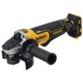Dewalt DCG413B 20V MAX XR 4.5 in. Angle Grinder with Brake (Tool Only) image number 1