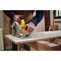 Dewalt DCS570P1 20V MAX 7-1/4 Cordless Circular Saw Kit with 5.0 AH Battery image number 10