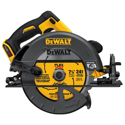 Factory Reconditioned Dewalt DCS575BR 60V MAX FLEXVOLT Cordless Lithium-Ion 7-1/4 in. Circular Saw (Tool Only) image number 1
