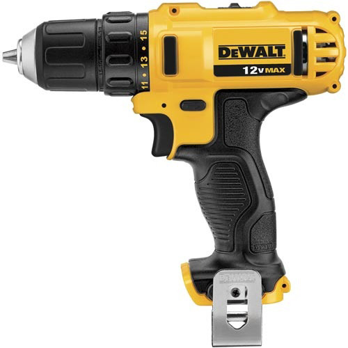 Dewalt DCD710B 12V MAX Cordless Lithium-Ion 3/8 in. Drill Driver (Bare Tool)