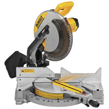 Dewalt DWS715 15 Amp 12 in. Single Bevel Compound Miter Saw