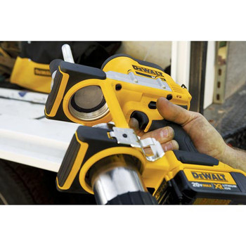 Dewalt DCGG571M1 20V MAX Cordless Lithium-Ion Grease Gun image number 7