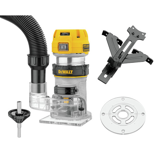 Factory Reconditioned Dewalt DWP611R Premium Compact Router image number 2