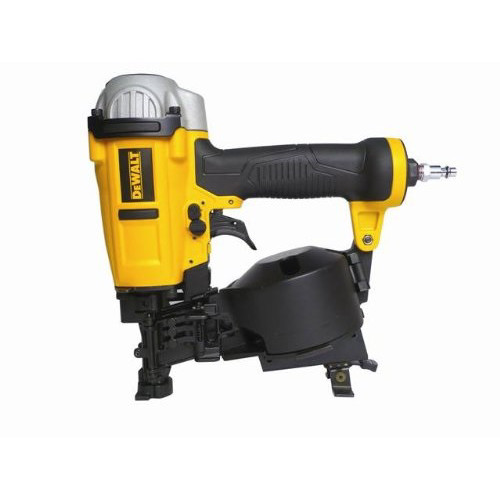 Dewalt DWFP12658 15-Degrees 3/4 in. - 1-3/4 in. Coil Roofing Nailer