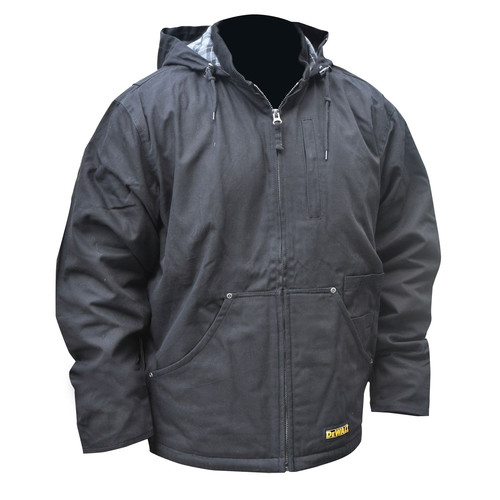 Dewalt DCHJ076ABB-L 20V MAX Li-Ion Heavy Duty Heated Work Coat (Jacket Only) image number 0