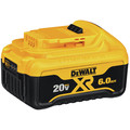 Dewalt DCB206 20V MAX Premium XR 6 Ah Lithium-Ion Slide Battery image number 2