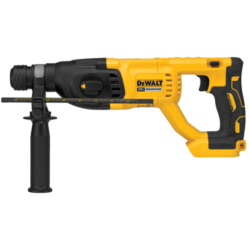 Dewalt DCH133B 20V MAX XR Cordless Lithium-Ion Brushless 1 in. D-Handle Rotary Hammer (Tool Only) image number 0