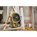 Factory Reconditioned Dewalt DCE511BR 20V MAX Lithium-Ion Corded/Cordless Jobsite Fan (Tool Only) image number 4