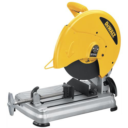 Factory Reconditioned Dewalt D28715R 14 in. Chop Saw with Quick-Change System