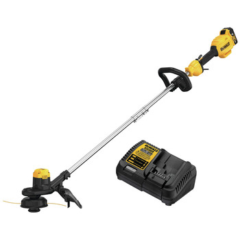 Dewalt DCST925M1 20V MAX 13 in. String Trimmer with Charger and 4.0 Ah Battery