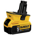 Dewalt DCA1820 20V MAX Lithium-Ion Battery Adapter for 18V Cordless Tools image number 2