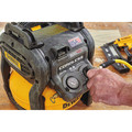Dewalt DCC2560T1 60V MAX FLEXVOLT 2.5 Gallon Oil-Free Pancake Air Compressor Kit image number 9