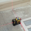 Dewalt DW089LR 12V MAX 3 x 360 Degrees Red Line Laser image number 3