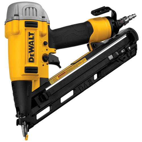 Dewalt DWFP72155 Precision Point 15-Gauge 2-1/2 in. DA Style Finish Nailer