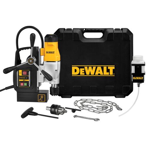 Dewalt Dwe1622k 100 Amp 2 Speed 2 In Magnetic Drill Press