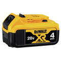 Dewalt DCB204 20V MAX Premium XR 4 Ah Lithium-Ion Battery image number 1