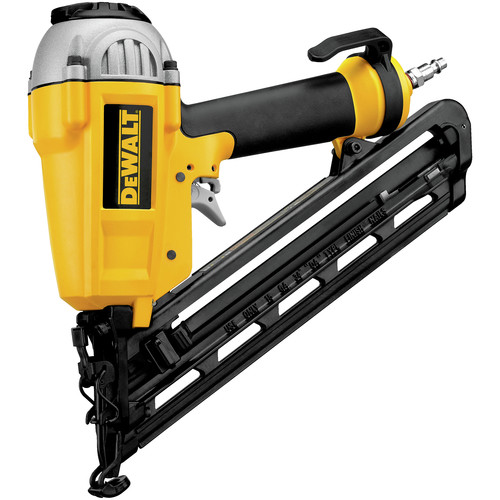 Dewalt D51276K 15-Gauge 1 in. - 2-1/2 in. Angled Finish Nailer Kit