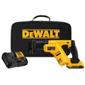 Dewalt DCS387D1 20V MAX Cordless Lithium-Ion Compact Reciprocating Saw Kit