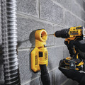 Dewalt DCD709C2 ATOMIC 20V MAX Lithium-Ion Brushless Compact 1/2 in. Cordless Hammer Drill Kit image number 2