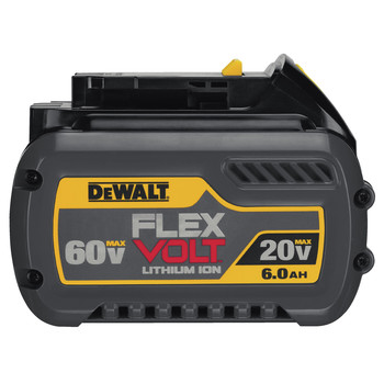 Dewalt DCD460T2 FlexVolt 60V MAX Lithium-Ion Variable Speed 1/2 in. Cordless Stud and Joist Drill Kit with (2) 6 Ah Batteries image number 5
