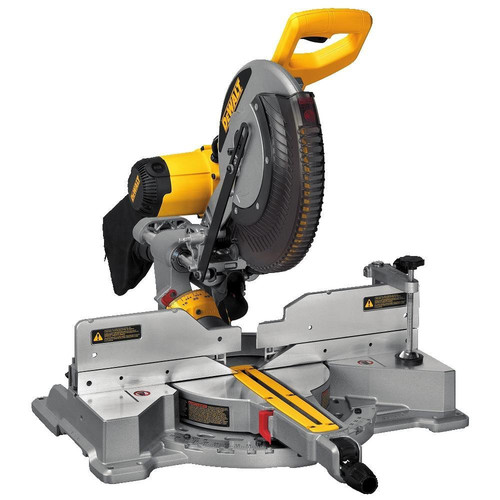 Dewalt DWS709 15 Amp 12 in. Slide Compound Miter Saw image number 0