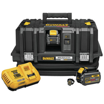Dewalt DCV585T2 FlexVolt 60V MAX Dust Extractor Kit