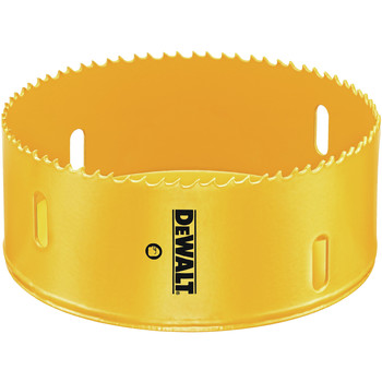 Dewalt D180054 3-3/8 in. Bi-Metal Hole Saw image number 0