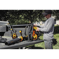 Factory Reconditioned Dewalt DCBL590X1R 40V MAX XR Lithium-Ion Brushless Backpack Blower Kit image number 7