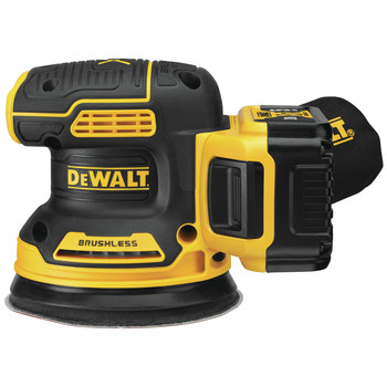Dewalt DCW210P1 20V MAX XR 5 in. Cordless Random Orbital Sander Kit with 5.0 Ah Battery