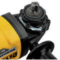 Dewalt DCG414T1 FlexVolt 60V MAX Cordless Lithium-Ion 4-1/2 in. - 6 in. Grinder with Battery image number 8