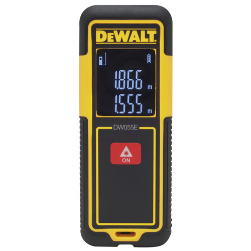 Dewalt DW055E 55 ft. Laser Distance Measurer image number 0