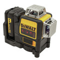 Dewalt DW089LR 12V MAX 3 x 360 Degrees Red Line Laser image number 0