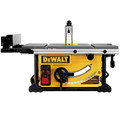 Dewalt DWE7491RS 10 in. 15 Amp  Site-Pro Compact Jobsite Table Saw with Rolling Stand image number 4
