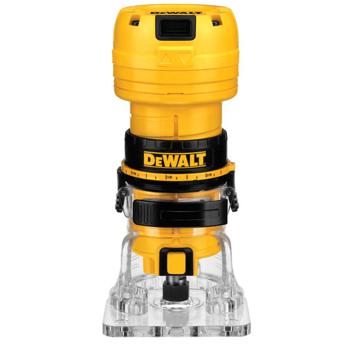 Dewalt DWE6000 4.5 Amp Single Speed 1/4 in. Laminate Trimmer