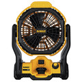 Factory Reconditioned Dewalt DCE511BR 20V MAX Lithium-Ion Corded/Cordless Jobsite Fan (Tool Only) image number 2