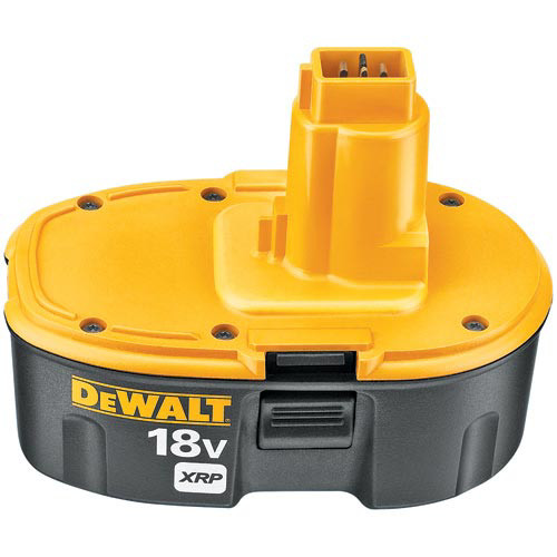 Dewalt DC9096 18V XRP 2.4Ah Ni-Cd Battery