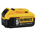 Dewalt DCF899P2 20V MAX XR Cordless Lithium-Ion 1/2 in. Brushless Detent Pin Impact Wrench with 2 Batteries image number 3