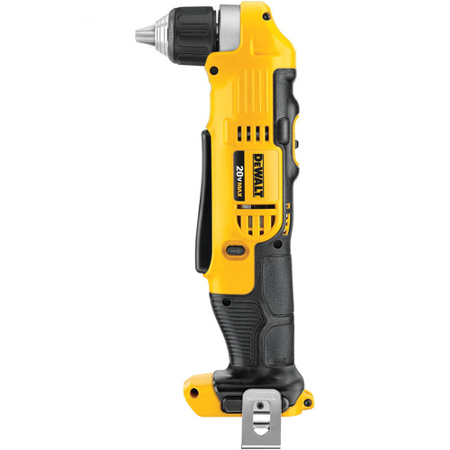 Dewalt DCD740B 20V MAX Lithium-Ion 3/8 in. Cordless Right Angle Drill Driver (Tool Only) image number 1