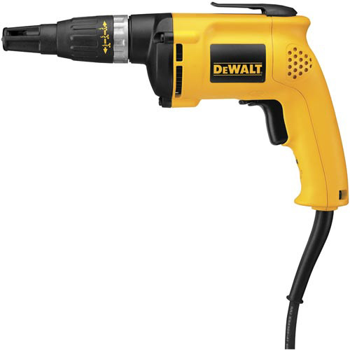 Factory Reconditioned Dewalt DW255R 6.0 Amp 0 - 5,300 RPM VSR Drywall Screwdriver image number 0