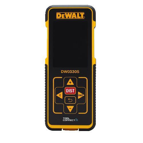 Dewalt DW0330S 330 ft. Bluetooth Laser Distance Measurer
