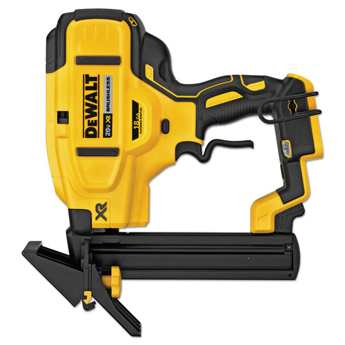 Factory Reconditioned Dewalt DCN682BR 20V MAX XR 18 Gauge Flooring Stapler (Tool Only) image number 0