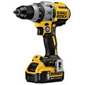 Dewalt DCD991P2 20V MAX XR Lithium-Ion Brushless 3-Speed 1/2 in. Cordless Drill Driver Kit (5 Ah) image number 3