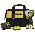 Dewalt DCF801F2 XTREME 12V MAX Brushless Lithium-Ion 1/4 in. Cordless Impact Driver Kit (2 Ah) image number 0
